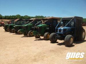 Almond Machinery Auction